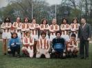 Mannschaftsfotos aus den Vorjahren