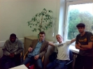 Mannschaftsessen bzw. Sitzungen